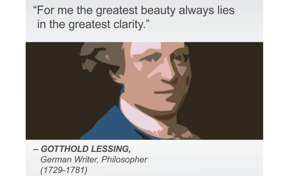 Clarity Quotation